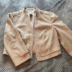 Short blazer